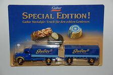 Werbetruck - Nostalgie-Truck Gubor - Feinstes aus Schokolade - 3