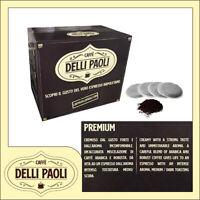 Caffè Delli Paoli box 600 cialde SUBLIME ESE 44mm miscela cremoso Napoli
