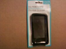Black Cell Phone Bumper Fits iPhone 4/4S