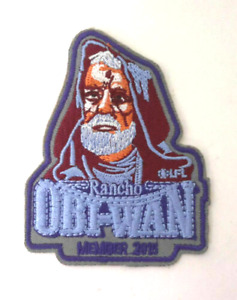 Star Wars Rancho Obi-Wan (member 2016) Embroidered Patch -new