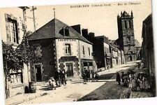 CPA Rostrenen-Rue de l'Hospice (230722)