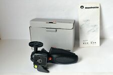 Manfrotto 327RC2 Lightweight Magnesium Body Joystick Made in Italy Unused