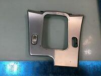 04-08 Chrysler Crossfire Center Console Shifter Window Switch Trim Bezel OEM E