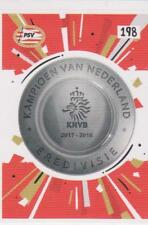 AH 2018/2019 Panini Like sticker #198 PSV Eindhoven landskampioen logo / badge