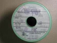 5m hitzdraht ELV Anemometro 175 ohm/m 0.05mm tk3200