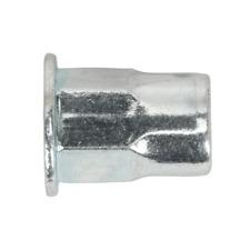 Tihhm 4 Sealey Filettata Dado Rivetto (inserimento) M4 metà Hex Confezione da 50