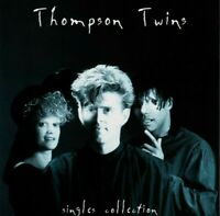 THOMPSON TWINS - SINGLES COLLECTION CD ~ GREATEST HITS~BEST OF ~ 80's *NEW*
