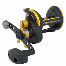 Penn New 525 Mag 2 Multiplier Sea Fishing Reel – Trolling Reel