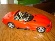 Bburago 1/18 scale 1992 Dodge Viper Made in Italy No box Near Mint Condition