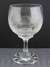 schönes Kristall-Glas mit Jagdmotiv