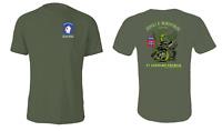 82nd Airborne Division JOTC- Cotton Shirt-10088