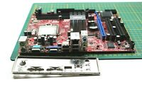 CM Carte mère MSI G31TM-P21 DDR2, Socket 775 PCI-E x16, CV intégré GMA 3100 256