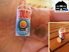 Tambor Detergente Colon 5 Kg miniatura. MAE Mini World
