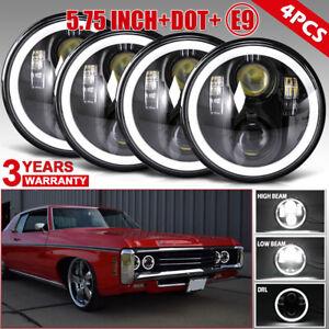 1966 Impala Tail Lamp Light Surround Pair Right /& Left Side 2PCS Dynacorn