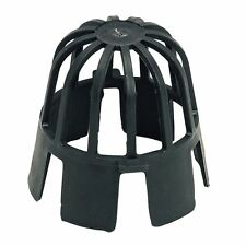 NEW Balloon Leaf Guard Black
