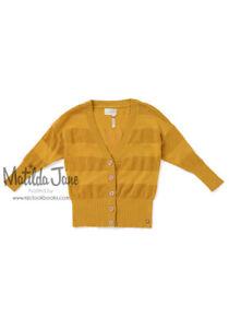 Girls Matilda Jane Gaines Choose your own path Overjoyed Cardigan size 14 NWT