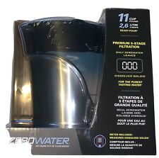 BRAND NEW ZERO WATER PITCHER 2.5L  JUG DISPENSER | NO FILTER INCLUDED
