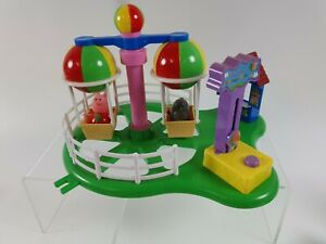 Peppa Pig Funfair Ride with Test Your Strength & 2 figures