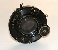 Steinheil Munchen Unofocal 4.5/13.5 cm Large Format lens COMPUR shutter