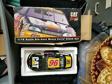 1997 Ertl Cat Racing 1997 Monte Carlo 1/18 Limited to 5000 w/ Box No. 96