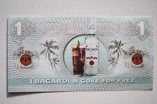 Bacardi Dollar -neueres Motiv