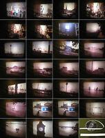 8 mm Film-Privat 1985-Düsseldorf Altstadt und Hochwasser u.a.-Antique Film