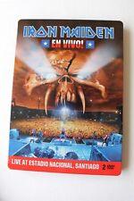 DVD - IRON MAIDEN  - En vivo !