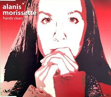 Alanis Morissette ‎Maxi CD Hands Clean - Promo - Germany (M/M)
