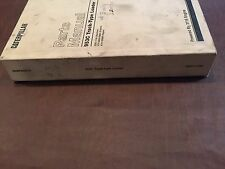 CATERPILLAR CAT 953 953C TRACK LOADER TRACTOR DOZER PARTS BOOK S/N 2ZN