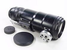 Telelens Tair-3S f/4.5/300 M42 screw mount s/n 8622266. From Photosniper set.