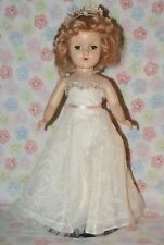 "Gorgeous! Vintage 14"" Early Sweet Sue Hard Plastic Strung Doll"