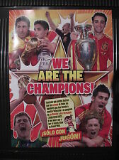 We are the  Champions (24 cromos)