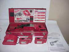 Milwaukee 18 Volt NiCad Power Plus Reciprocating Sawzall w/ 2 Batteries &Charger