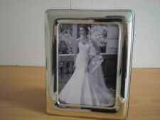 Wedding gift Handmade Sterling Silver Photo Picture Frame*1017/13×18 GBnew