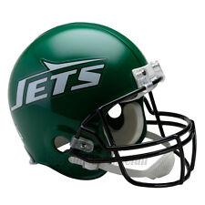 NEW YORK JETS 90-97 THROWBACK NFL AUTHENTIC FOOTBALL HELMET