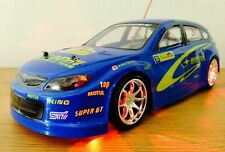 SUBARU IMPREZA WRC RECHARGEABLE Radio Remote Control Car 4WHEEL DRIVE DRIFT 1:14