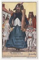 Giants In Aath Belgian Parades And Festivals Ath Belgium 75+ Y/O Trade Ad Card