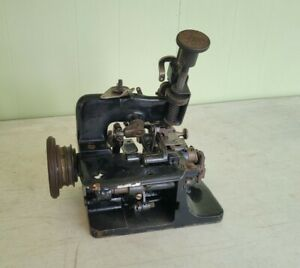 May 13th 1942 SINGER SEWING MACHINE AG-408714 Model 81 - Only 300 Made