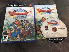 PS2 : DRAGON QUEST L'ODYSSEE DU ROI MAUDIT