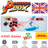 2021 New Pandora's Box Double Stick Arcade Game Machine Arcade Console 4500 Game