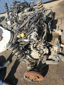 HOLDEN EPICA 2.0L TURBO DIESEL Z20S 4CYL ENGINE (2007-2011)