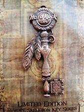 FLORENCE,Hard Rock Cafe Pin,EUROPE SKELETON KEY SERIES