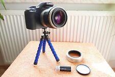 Canon EOS 1000D l wie NEU und XXL EXTRAS I 28x80mm Objektiv l DSLR Kamera