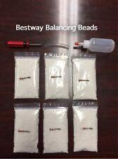 Tire Balancing Beads - 6 bags of 7 oz Tire Beads (42 oz total) + Applicator kit