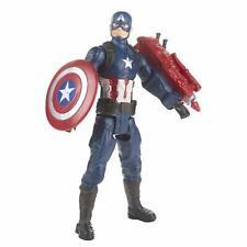 Marvel avengers: Endgame Titan hero series PowerFX Captain America