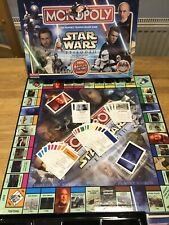 MONOPOLY STAR WARS EPISODE II COLLECTOR EDITION - Complete by Hasbro 2002
