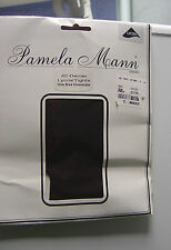 Pamela Mann London 40 Denier one size opaque Chocolate Lycra Made in England