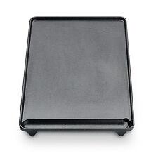 bst d93 piastra in ghisa liscia 40x26 cm accessori barbecue griglia ricambio bbq