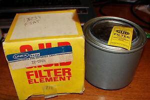 Rare NOS GUD# Z18 Oil Filter Fiat 850,Abarth/Osca 1000,beap#22-0304,Lucas#F4675!