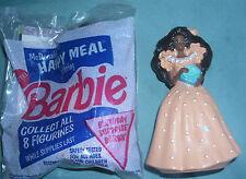 1991 HAPPY MEAL' BIRTHDAY SURPRISE BARBIE' BLK-MIB